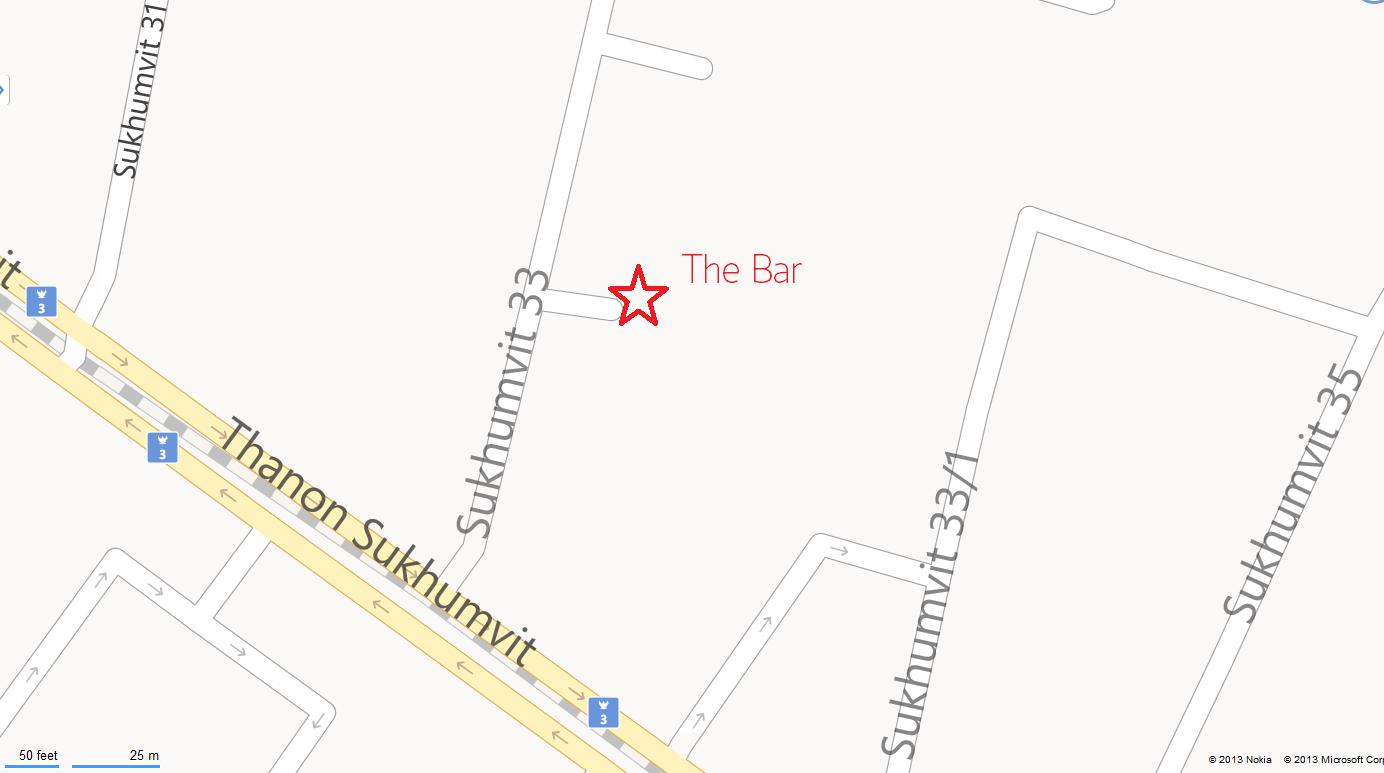 thebarmap
