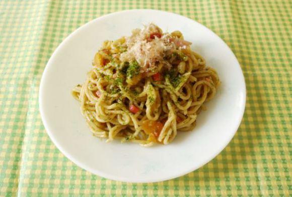 curry-yakisoba