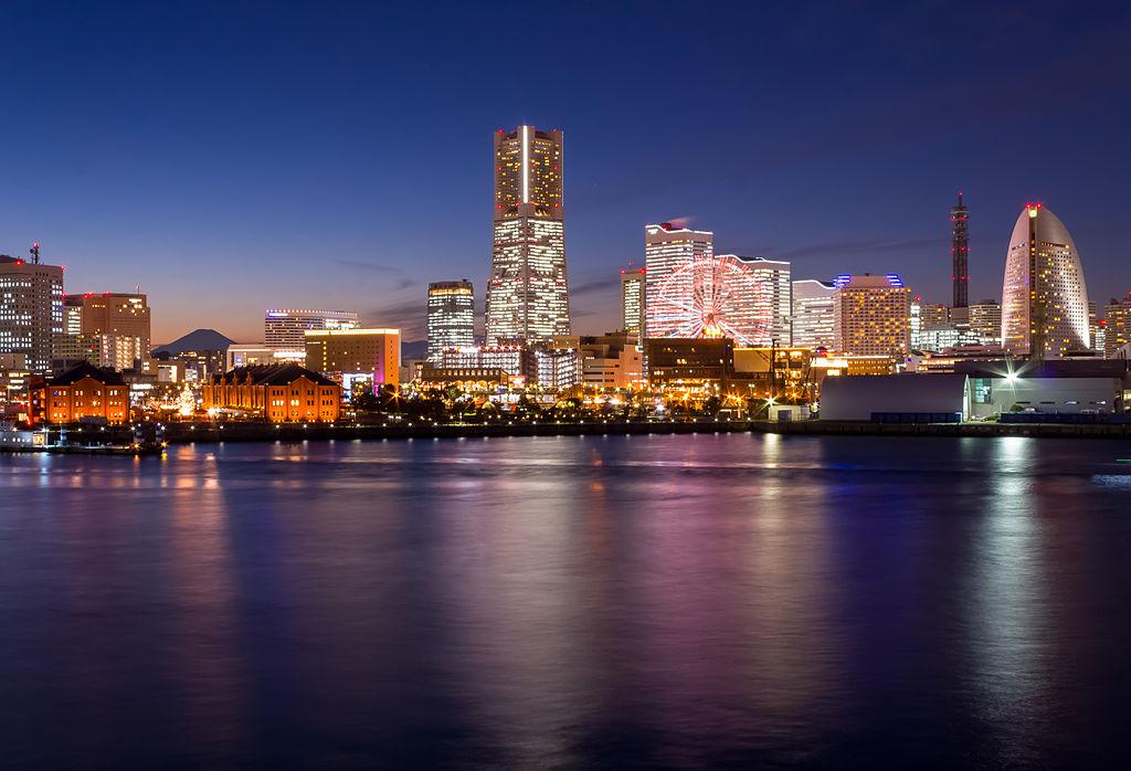 The_night_view_of_Minato_Mirai_21