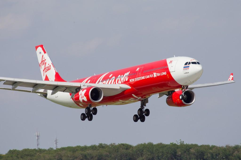 A330-300 Landing 1