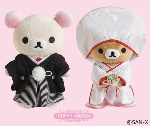 rilakkuma wedding3
