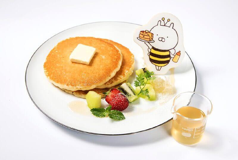 Hachimitsu Pancake
