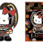 Yoshikitty การผสานความน่ารักของเจ้า Kittty กับความเท่ของป๋า Yoshiki แห่ง X japan