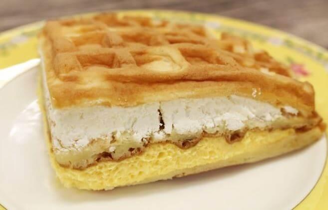 waffle sando1