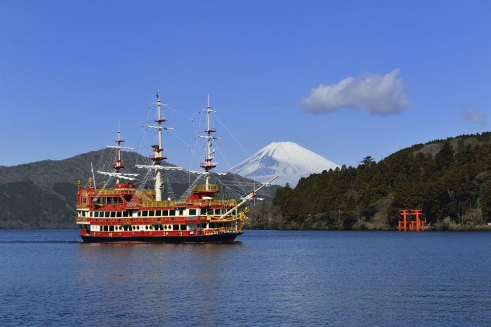 สัมผัสธรรมชาติแสนสวย พร้อมทำกิจกรรมสุดสนุกที่ Hakone