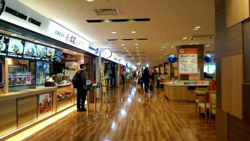 New-Chitose-Airport-Hokkaido-Food5