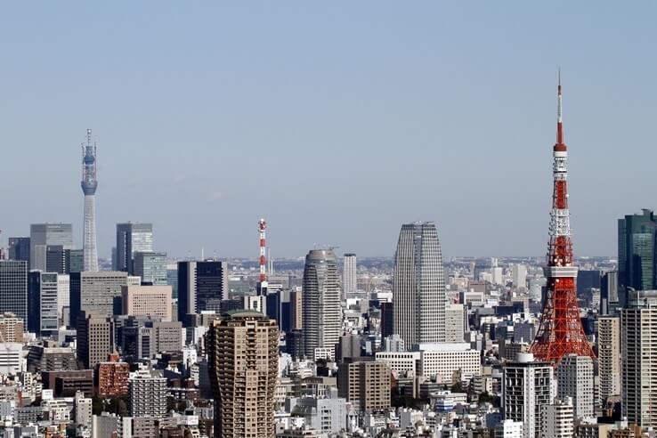 สวยมุมสูงใจกลางกรุง รวม 4 ตึกสูงในโตเกียวที่ขึ้นไปชมวิวได้ ฟรี!