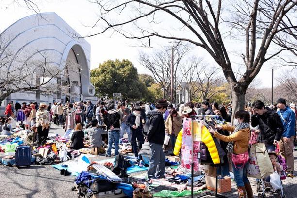 เดินช็อปชิลล์ๆ สบายกระเป๋า กับ 10 ตลาดนัดน่าเที่ยวในกรุงโตเกียว