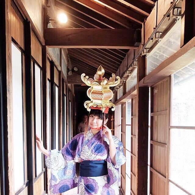 yamaga lantern yukata
