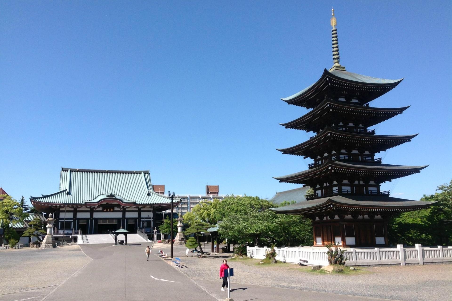 เที่ยวตามรอยพ่อ สักการะพระพุทธรูปเชื่อมความสัมพันธ์ไทย-ญี่ปุ่น ที่วัดนิตไตจิ (Nittaiji Temple)