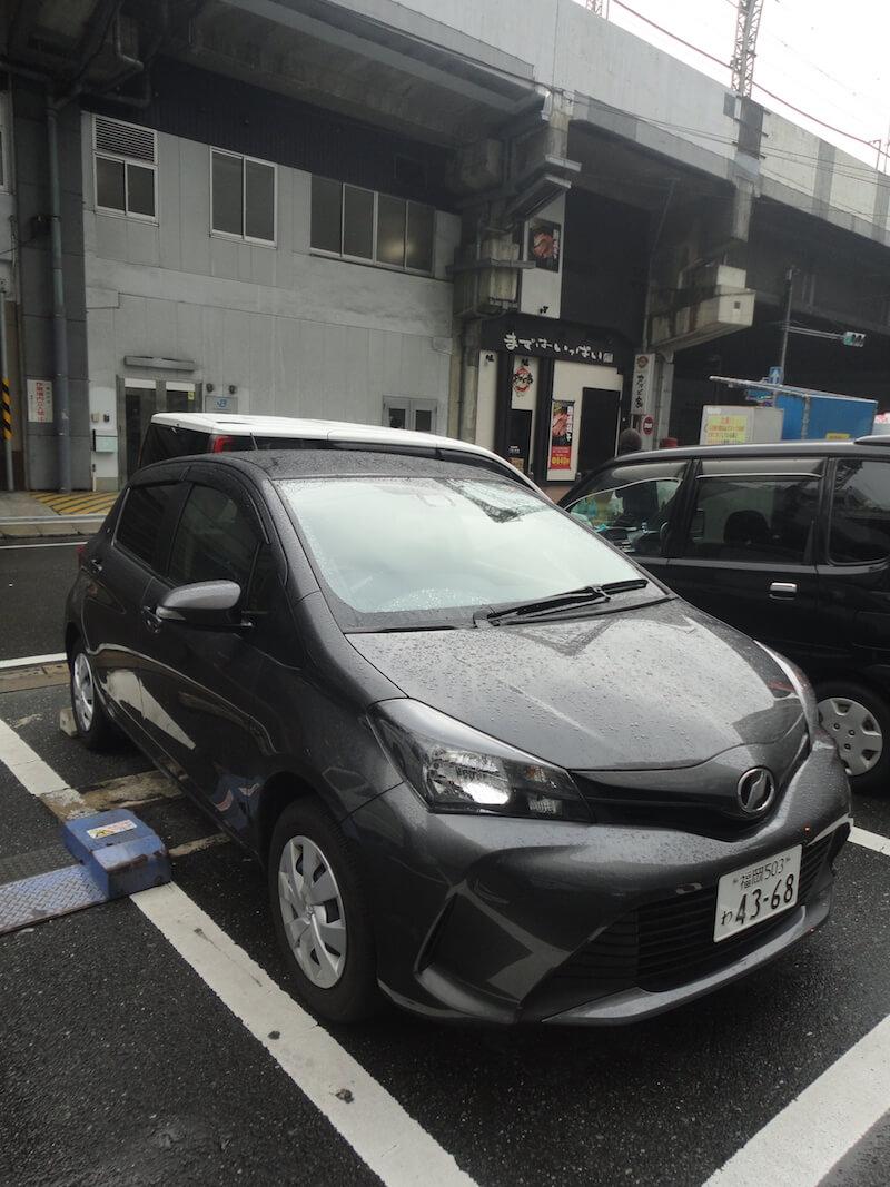rental car fukuoka