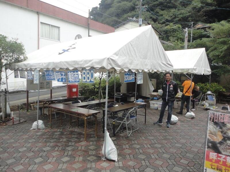 BBQ rental 2