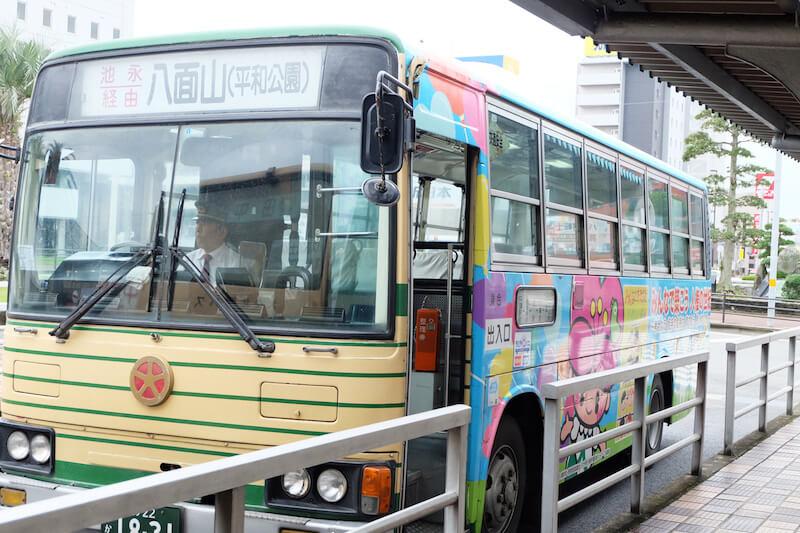 Oita Hokubu Bus 1