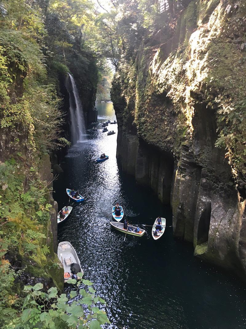 Takachiho Gorge 1