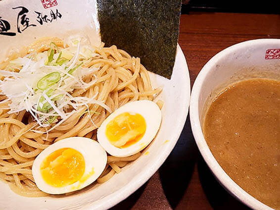 Yasuke Tsukemen รส Seafood Tonkotsu