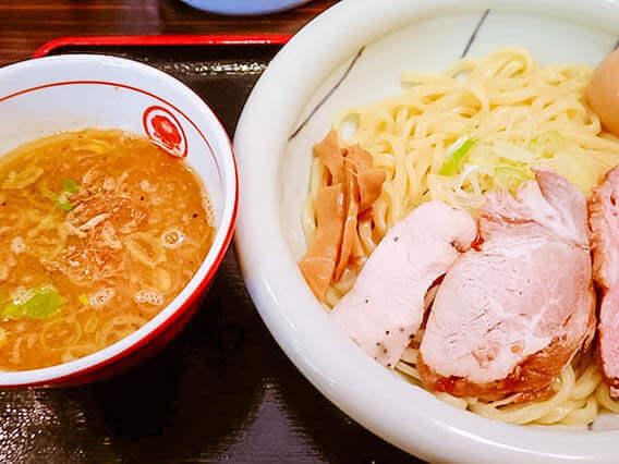ราเมน ร้าน Tsukemen Tsubaki