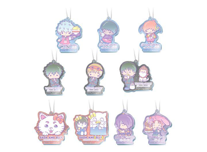 Gintama × Sanrio characters