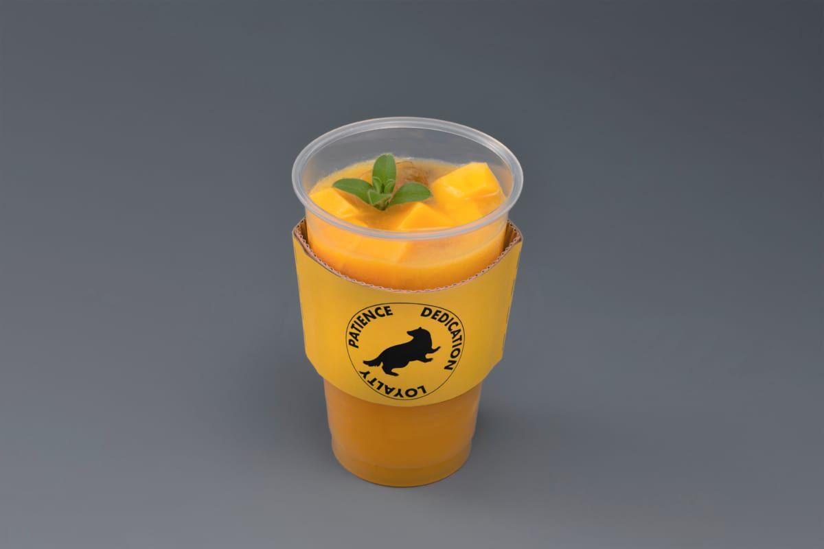 Orange & Mango Juice Hufflepuff