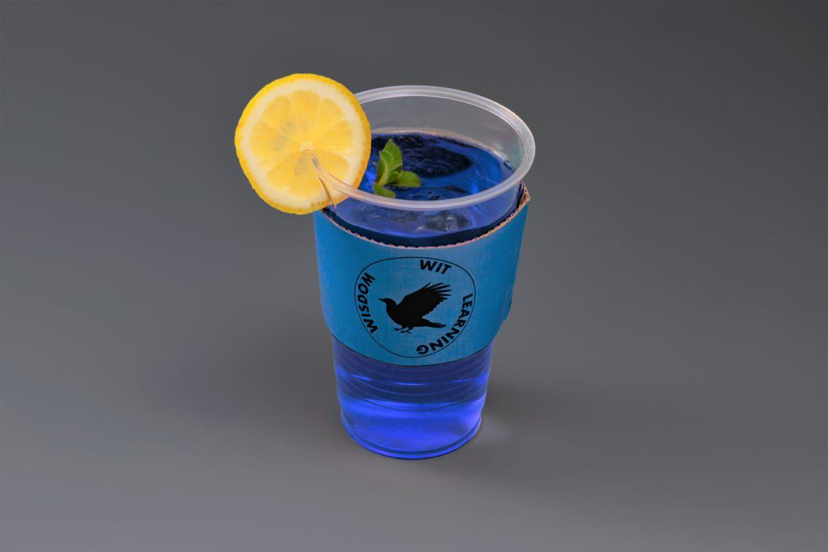 Iced Herbal Tea Ravenclaw