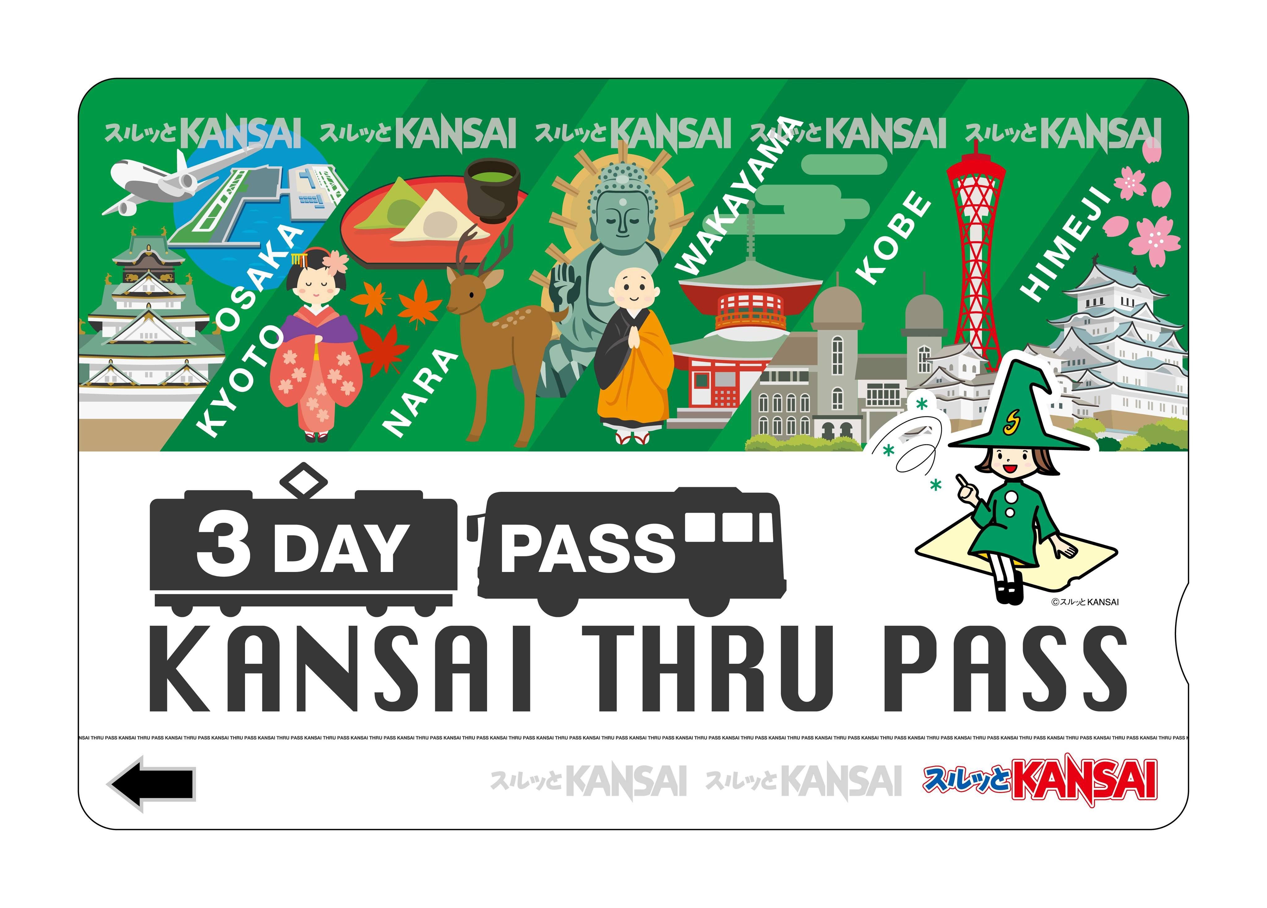 KANSAI THRU PASS