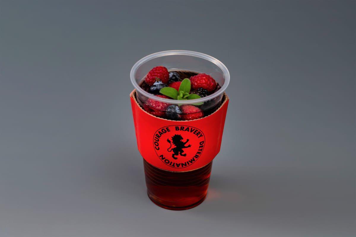 Cranberry Juice Gryffindor