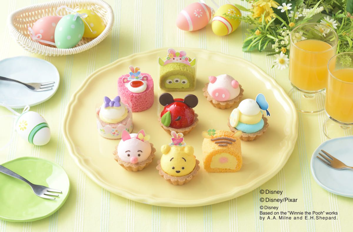 ( Disney Tsum Tsum ) Easter Collection