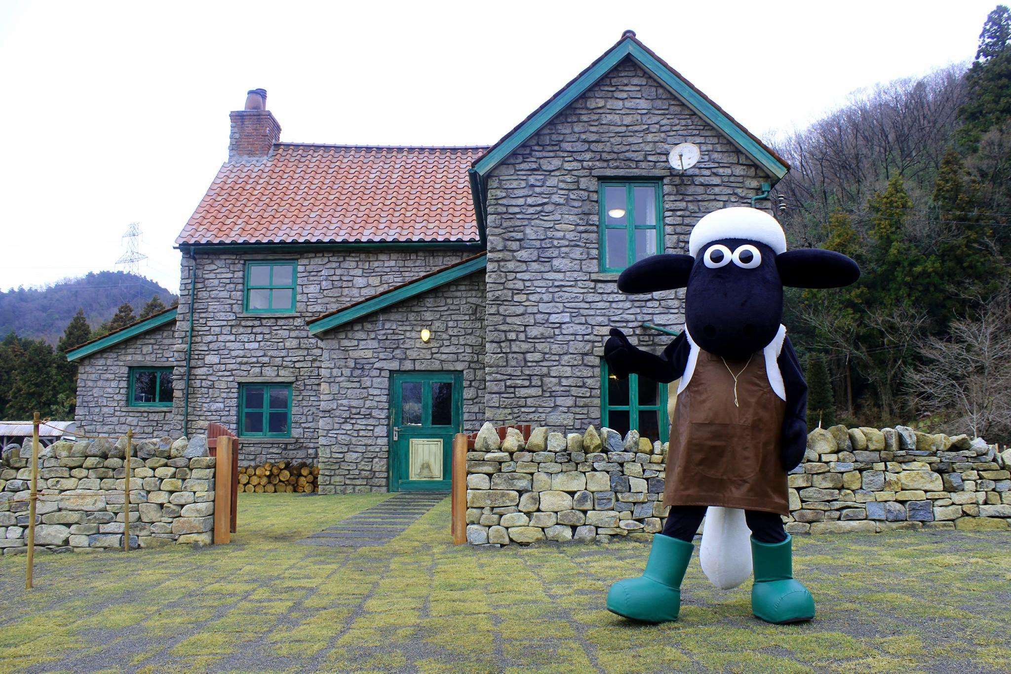 ฟาร์ม Shaun the Sheep Farm Garden ที่ญี่ปุ่น เปิดให้บริการแล้ว