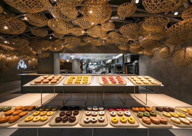 Koe Donuts ร้านโดนัทสุดอาร์ตในเกียวโต