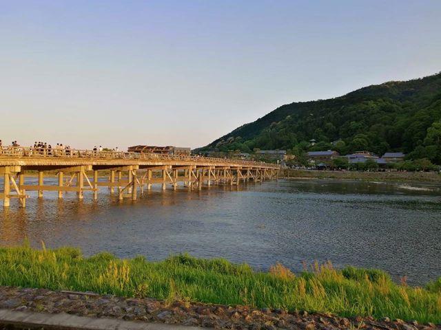 สะพานโทเง็ตสึเคียว – Togetsukyo Bridge