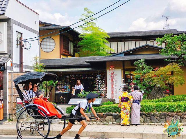 เมือง Arashiyamaเมืองระดับมรดกโลก