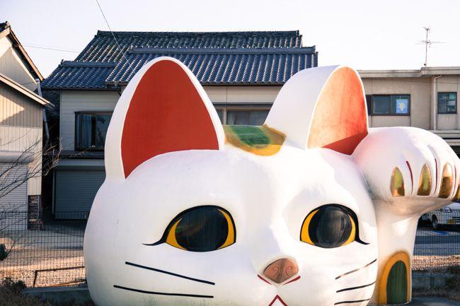 เมืองแมวกวักโทโคนาเมะ (Tokoname) | ที่เที่ยว นาโกย่า (Nagoya)