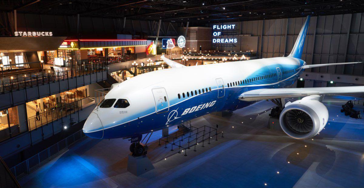 นิทรรศการการบินไฟลท์ออฟดรีมส์ (Flight of Dreams) | ที่เที่ยว นาโกย่า (Nagoya)