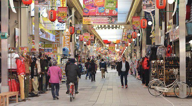 ย่านการค้าโอซุ (Osu Shopping District) | ที่เที่ยว นาโกย่า (Nagoya)