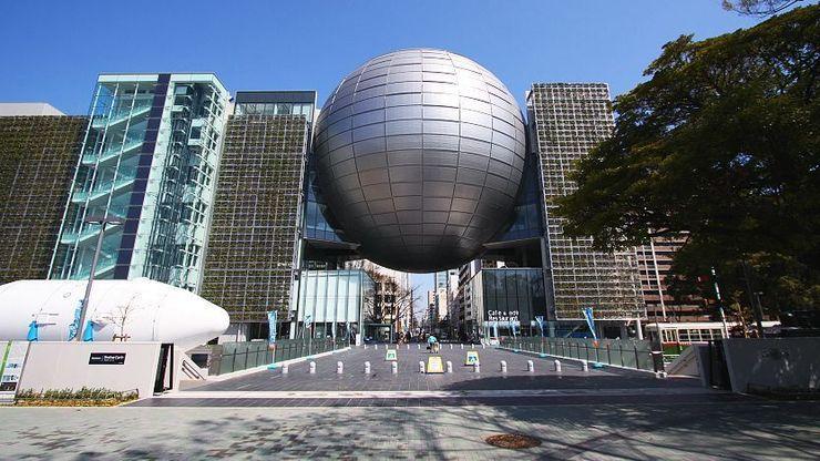 พิพิธภัณฑ์วิทยาศาสตร์นาโกย่า (Nagoya City Science Museum) | ที่เที่ยว นาโกย่า (Nagoya)