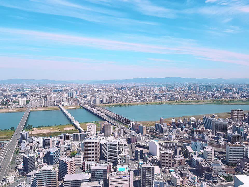 โอซาก้า(Osaka) อุเมดะ สกาย บิวล์ดิ้ง (Umeda Sky Building)