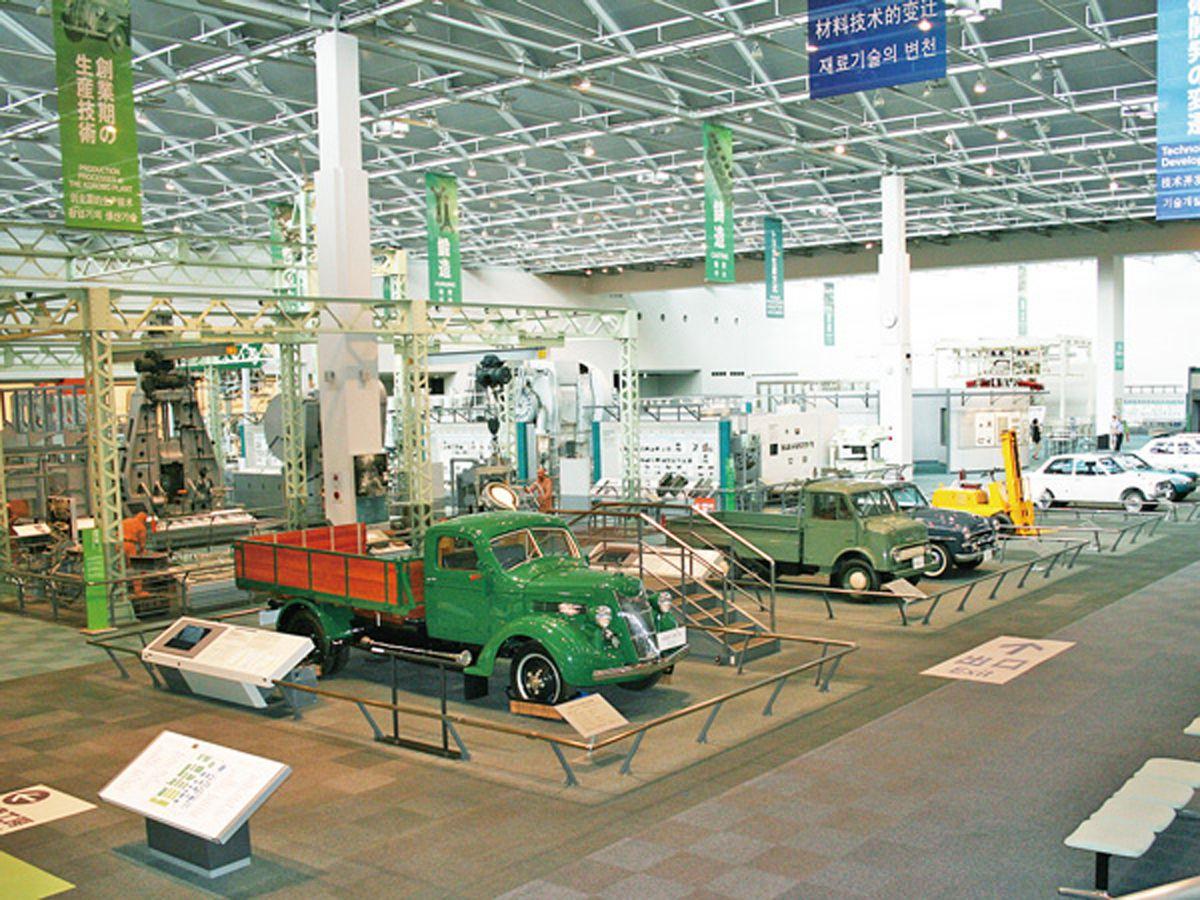 พิพิธภัณฑ์อนุสรณ์อุตสาหกรรมและเทคโนโลยีโตโยต้า (Toyota Commemorative Museum of Industry and Technology) | ที่เที่ยว นาโกย่า (Nagoya)