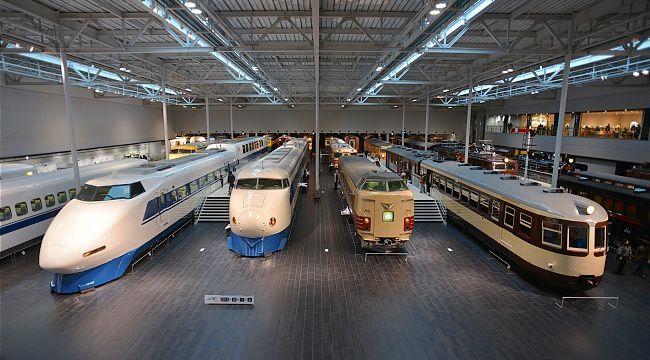 พิพิธภัณฑ์รถไฟนาโกย่า (SCMAGLEV and Railway Park) | ที่เที่ยว นาโกย่า (Nagoya)