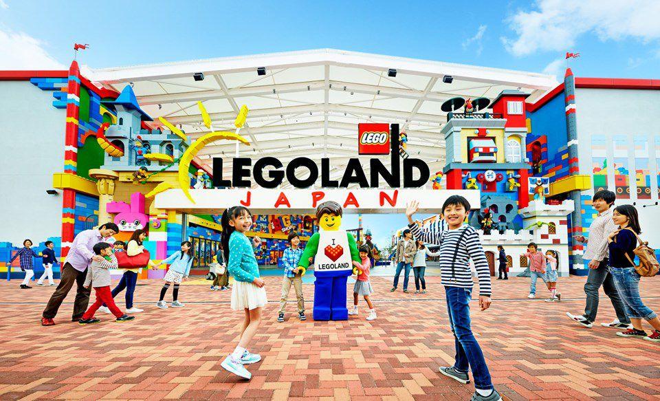 สวนสนุกเลโก้แลนด์ เจแปน (LEGOLAND® Japan) | ที่เที่ยว นาโกย่า (Nagoya)