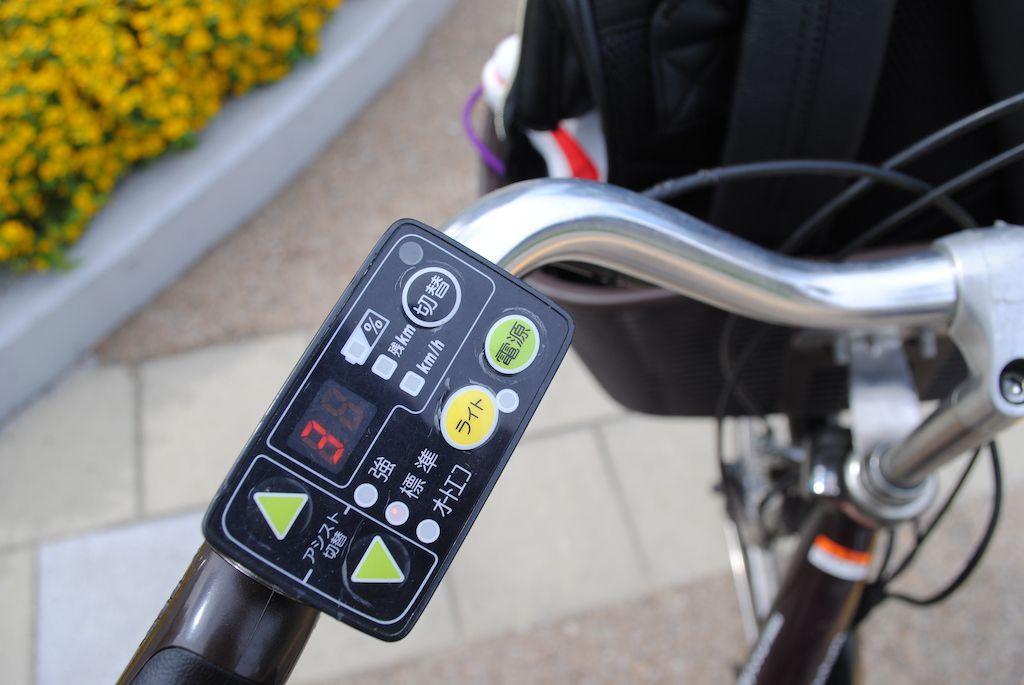 วิธีเช่าจักรยาน Nara Park