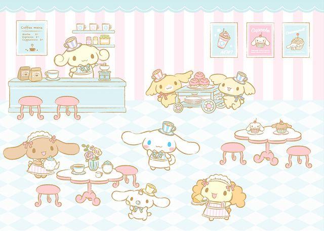 Sanrio-Puroland-Sinamolol-Dream-Cafe-Cinamoroll