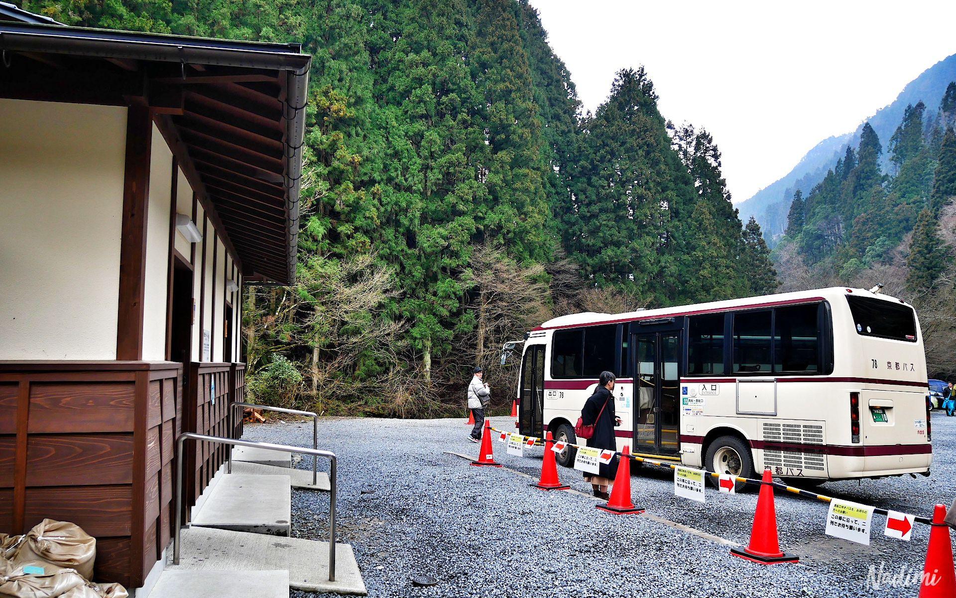 การเดินทางไปเที่ยวศาลเจ้าคิฟุเนะ เกียวโต ศาลเจ้าญี่ปุ่นขอพรเรื่องความรัก
