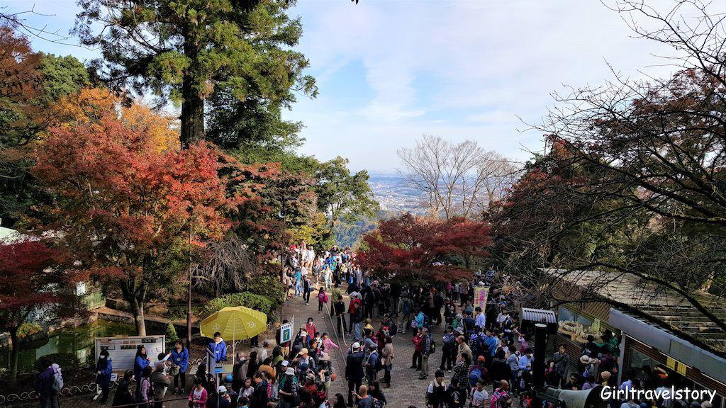 ชมใบไม้เปลี่ยนสี ที่ Mt.Takao ใกล้โตเกียว แถมได้ดูฟูจิซังด้วย