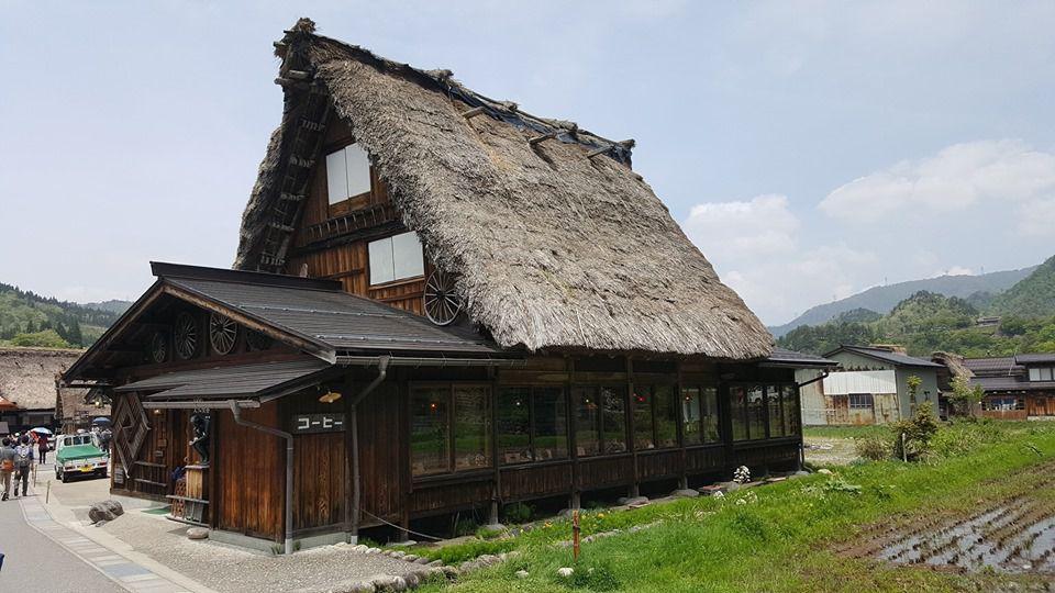รีวิวเที่ยวญี่ปุ่น Shirakawa-go ชิราคาวาโกะ