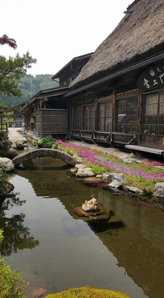 รีวิวเที่ยวญี่ปุ่น Shirakawa-go ชิราคาวาโกะ pantip