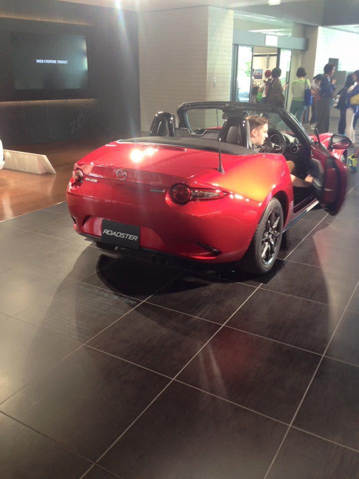 เข้าชมรถที่ญี่ปุ่น พิพิธภัณฑ์มาสด้า (Mazda Factory & Museum Tour)