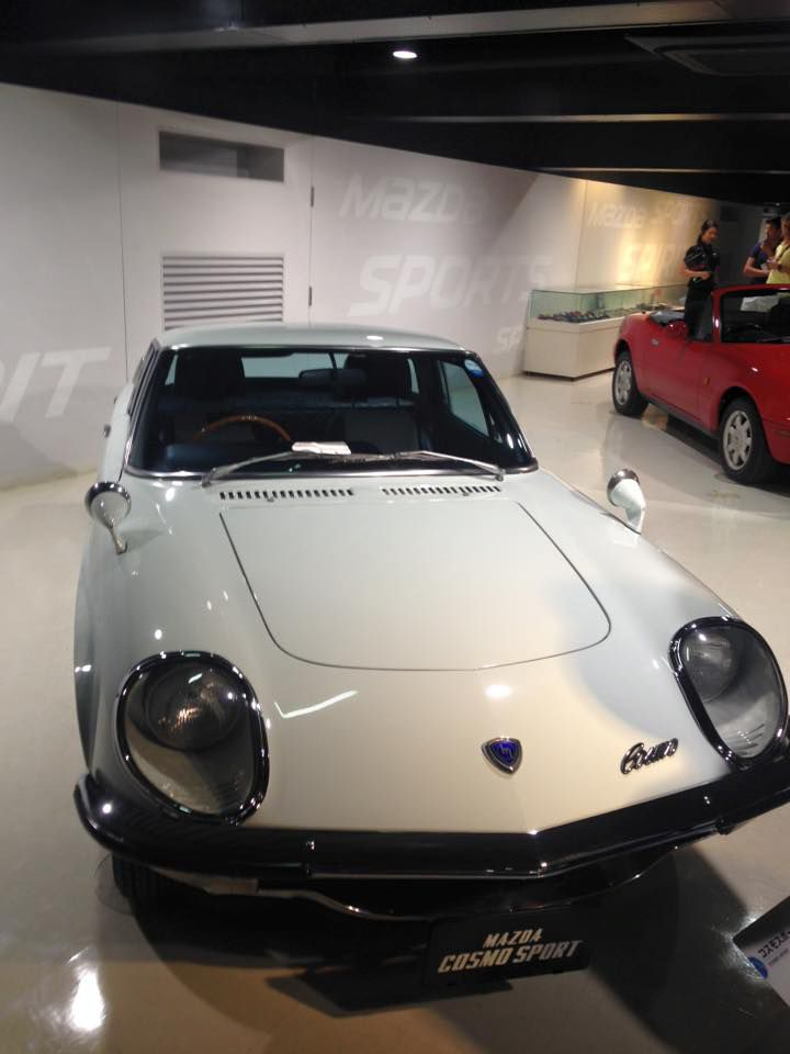 พิพิธภัณฑ์รถญี่ปุ่น เข้าชมรถที่ญี่ปุ่น พิพิธภัณฑ์มาสด้า (Mazda Factory & Museum Tour)
