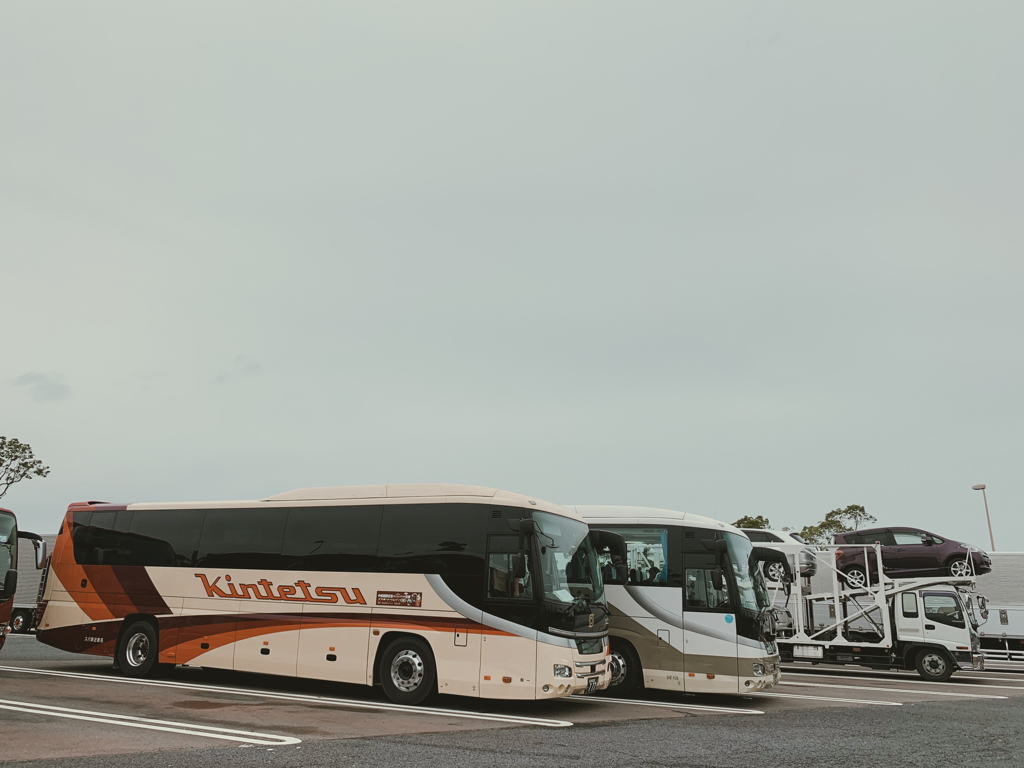 Kyoto Bus จากเกียวโต-สนามบินชูบุ นาโกย่า