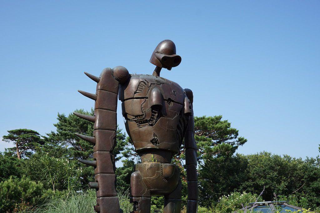 รีวิวการซื้อตั๋วเที่ยวพิพิธภัณฑ์ Ghibli museum และการเดินทางไปGhibli museum