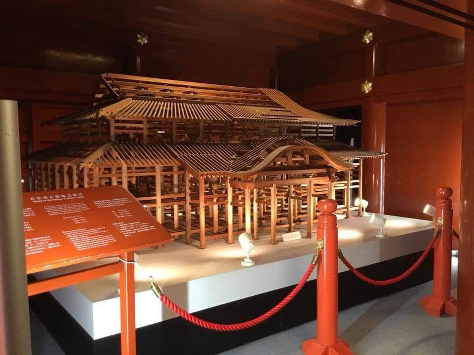 ปราสาทซูริ(Shuri Castle) ปราสาทสีแดงโดดเด่นเป็นเอกลักษณ์ของเกาะโอกินาว่า(okinawa)