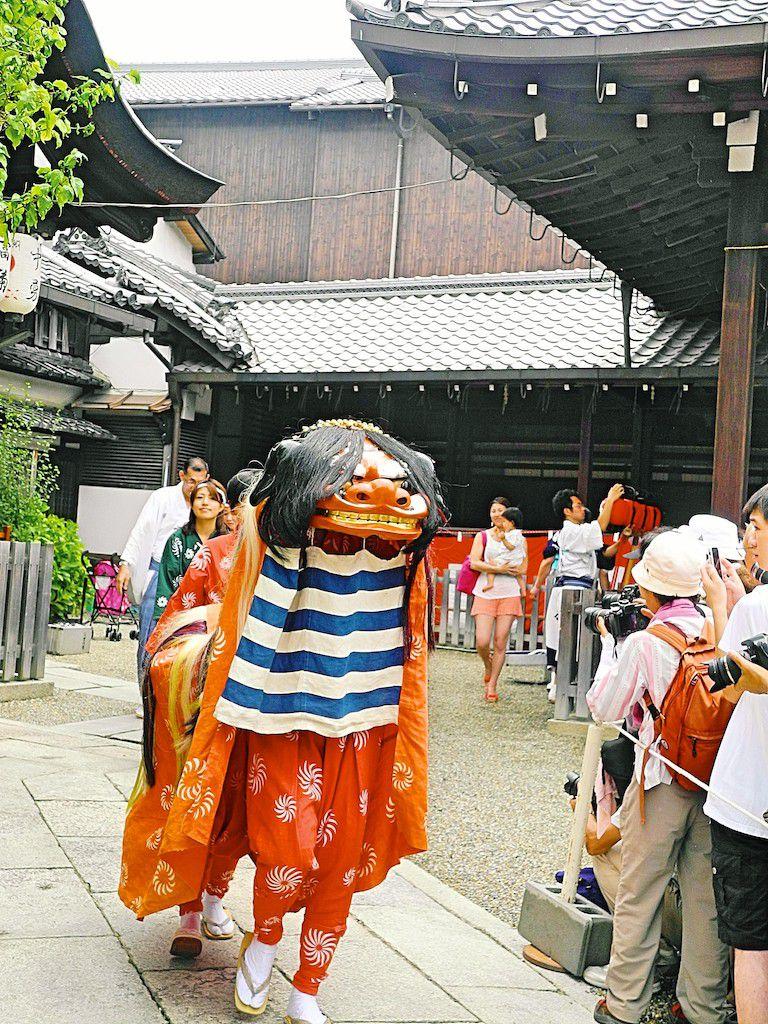 """""""เทศกาลกิอง (Gion Festival)"""" เทศกาลใหญ่ของญี่ปุ่น ช่วงเดือน กรกฏาคม พิธีแห่ของญี่ปุ่น"""